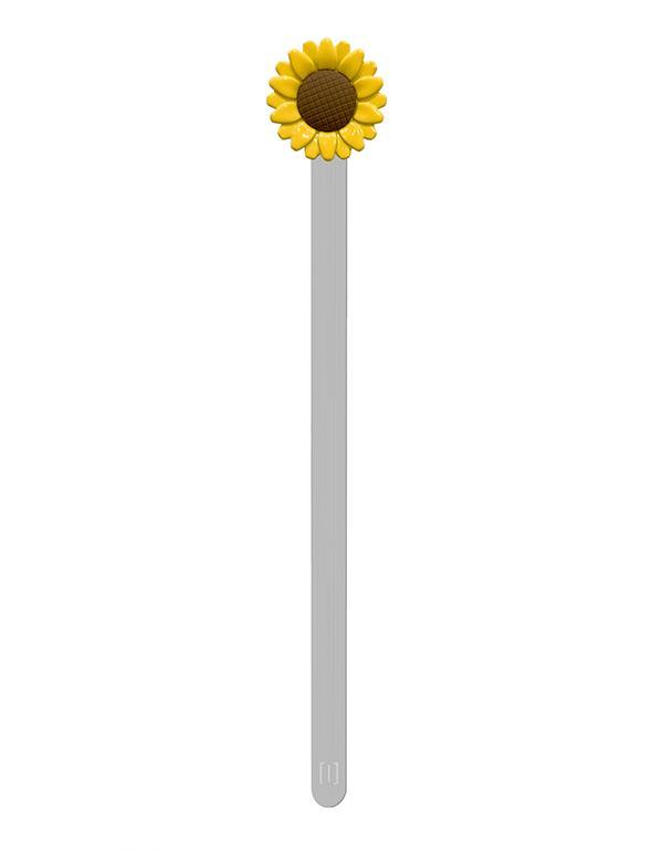 bookmark sunflower yellow metalmorphose mtmb212 05 2 new