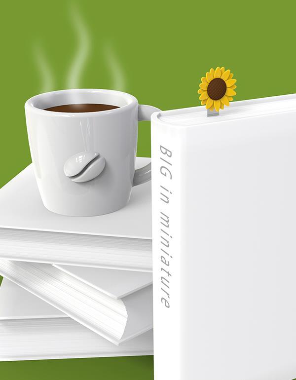 bookmark sunflower yellow metalmorphose mtmb212 05 5new