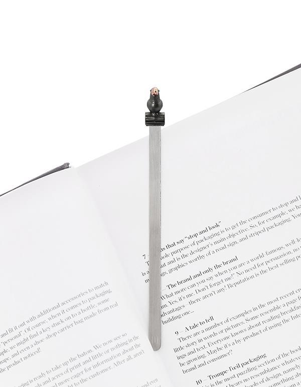 bookmark tucan black metalmorphose mtmb243 2