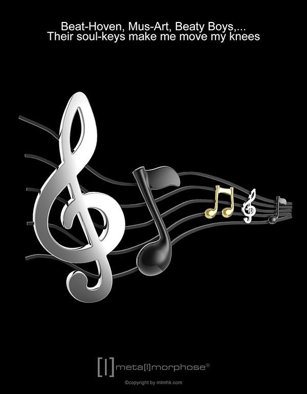 keyring musickey gold black metalmorphose mtm992 6