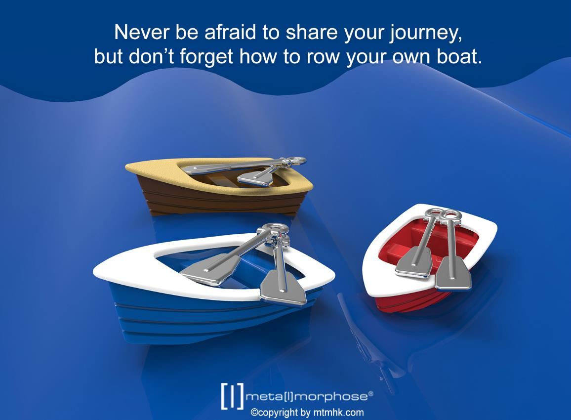 keyring rowboat red metalmorphose mtm062 12